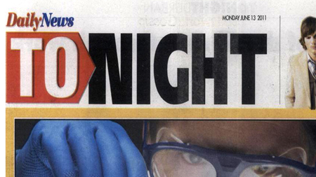 Daily News Tonight: The Real CSI